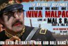VIVA MALPACHE LIVE!